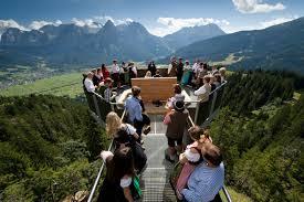 Viewpoint mit Personen